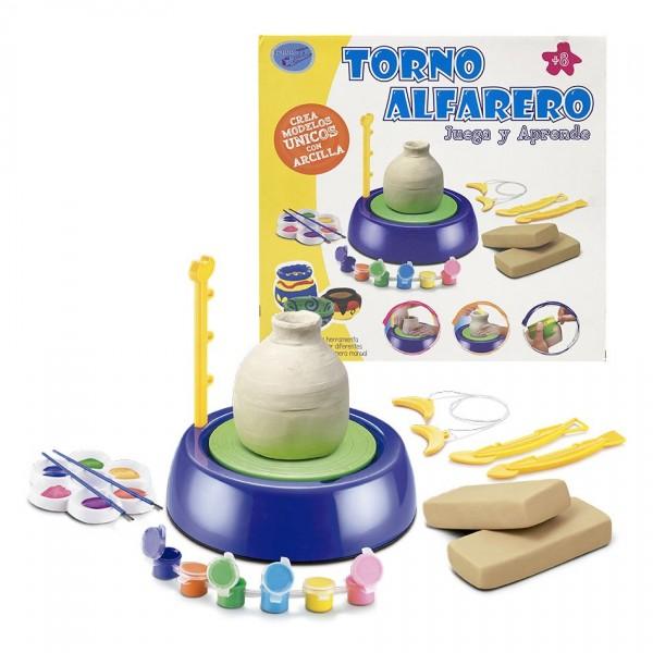 SET DE ALFARERIA ARCILLA 886-OC0310438