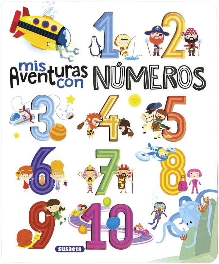 NUMEROS MIS AVENTURAS 5062002