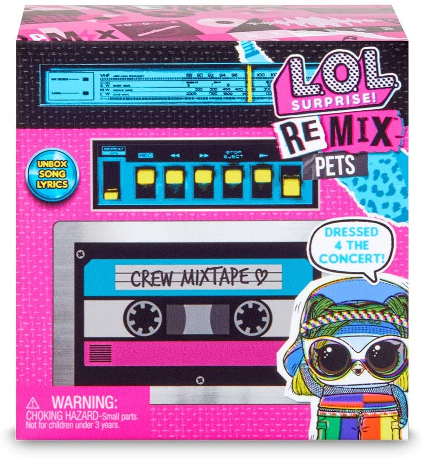 LOL SURPRISE REMIX PETS LLX00000
