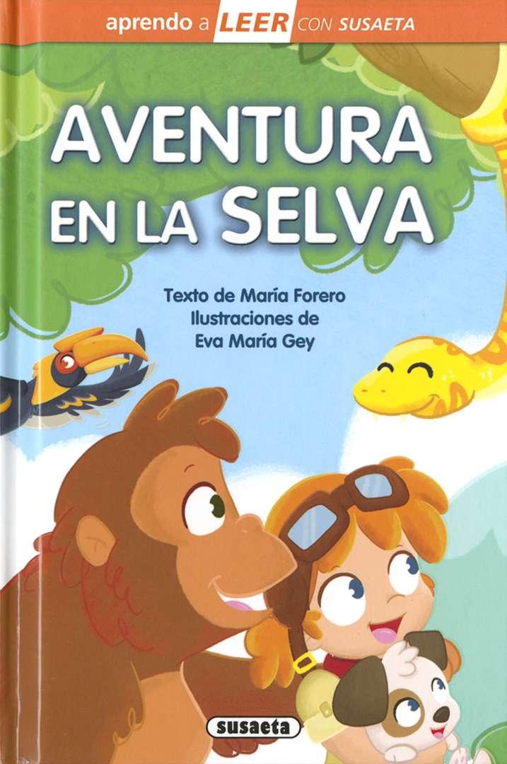 AVENTURA EN LA SELVA S2068010