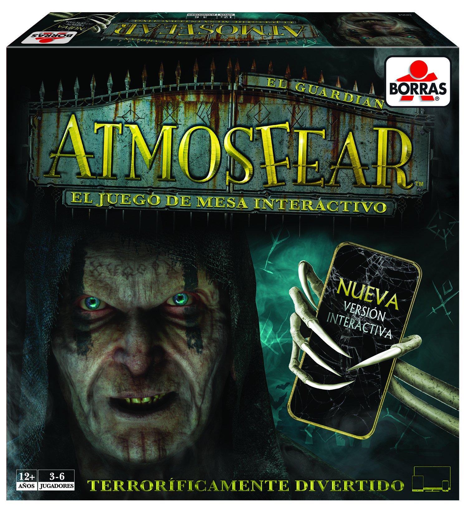 ATMOSFEAR 18354 - N58419