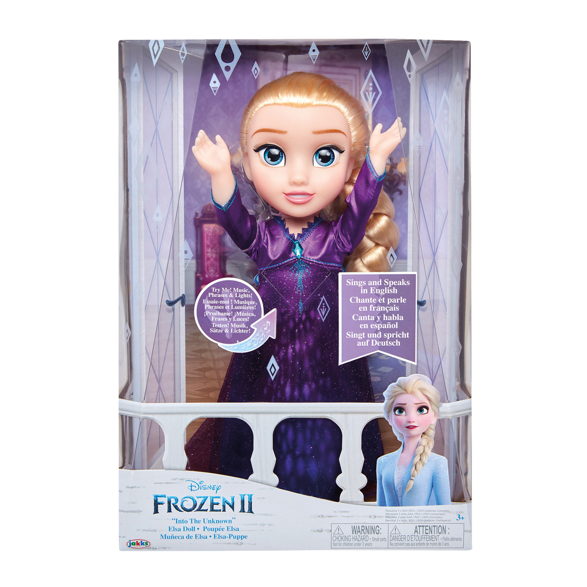 FROZEN 2 ELSA MUSICAL 207474 - N56919