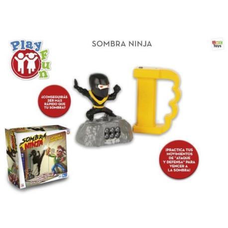 JUEGO DE MESA SOMBRA NINJA 91139