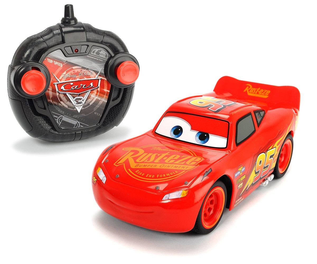 COCHE TURBO RACER 1:24 CARS 3 RADIO CONTROL 3084003