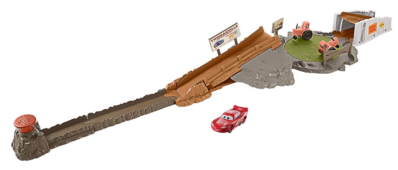 PISTA TRACTORES CHIFLADOS CARS FLK03