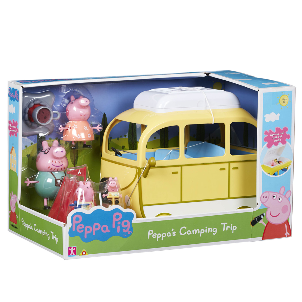 AUTOCARAVANA PEPPA PIG 84211 - N86519