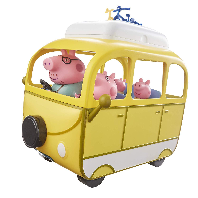 AUTOCARAVANA PEPPA PIG 84211 -  V43320