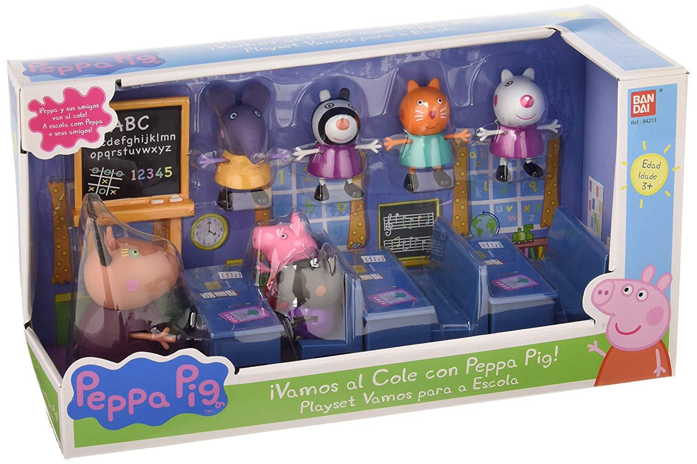 VAMOS AL COLE PEPPA PIG 84213 - N86419