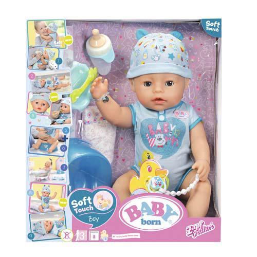 BABY BORN INTERACTIVO 81579 - N87919