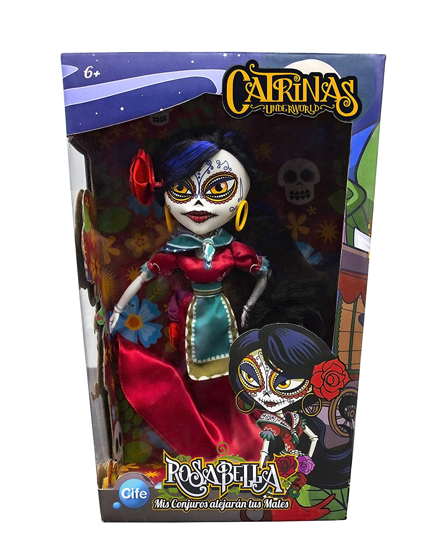 MUÑECA CATRINA ROSABELLA 41765 - N56519