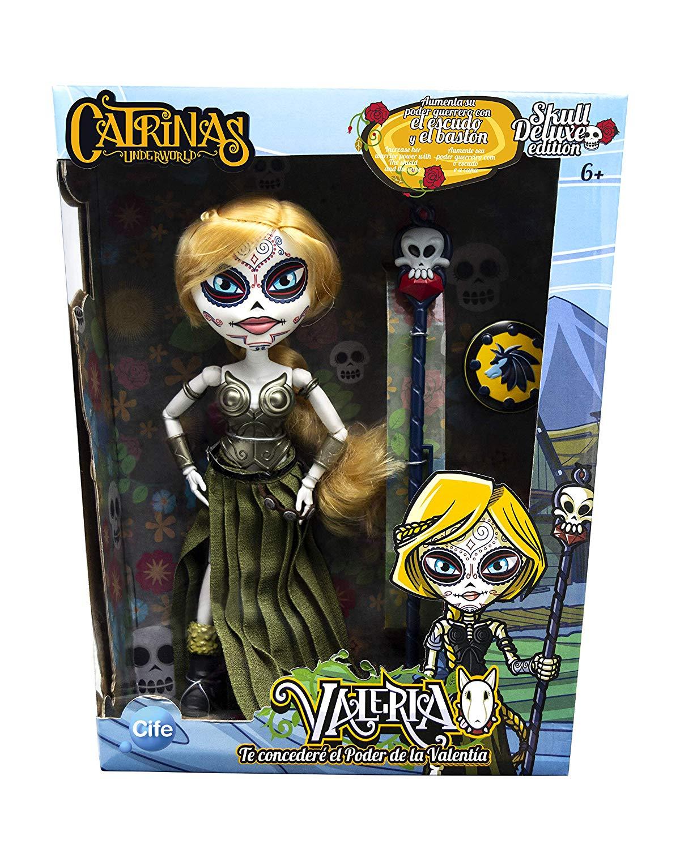 MUÑECA CATRINA VALERIA 41935