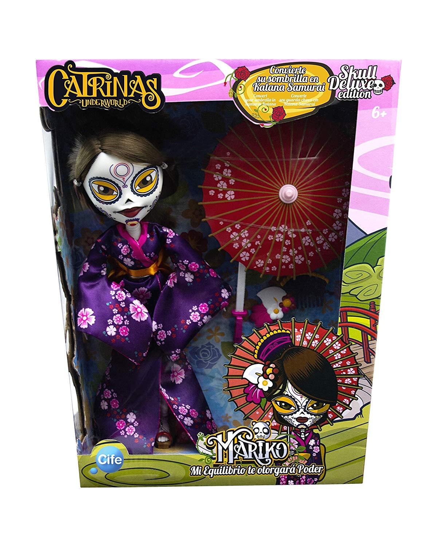 MUÑECA CATRINA MARIKO 41937