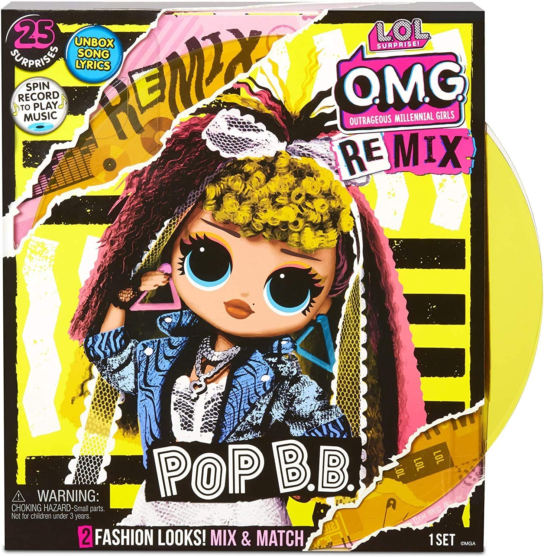 LOL OMG REMIX 80´S BB LLUG1300