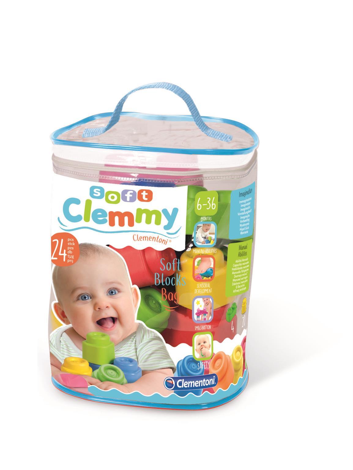 CLEMMY BABY BOLSA 24 BLOQUES14889 - N29919