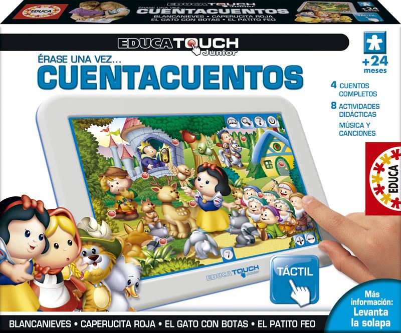 EDUCA TOUCH JR.CUENTA CUENTOS 15746