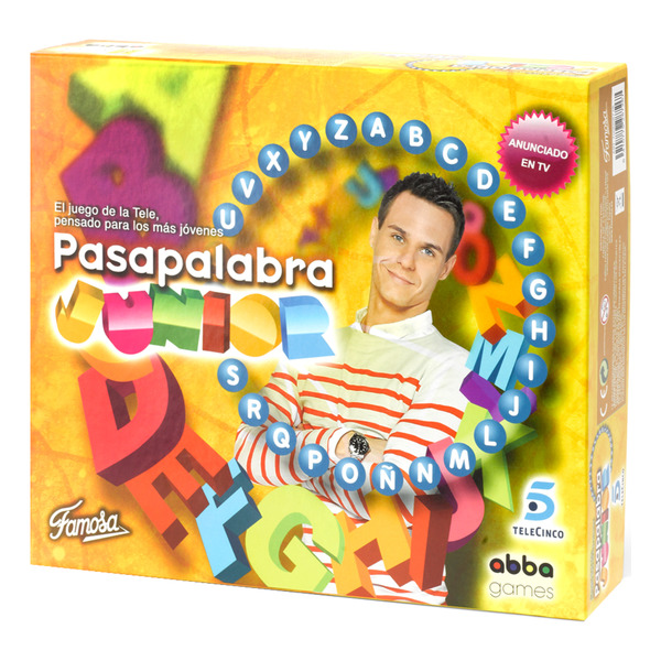 PASAPALABRA JUNIOR 8726