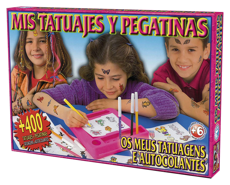 MIS TATUAJES Y PEGATINAS 2484 - N36119
