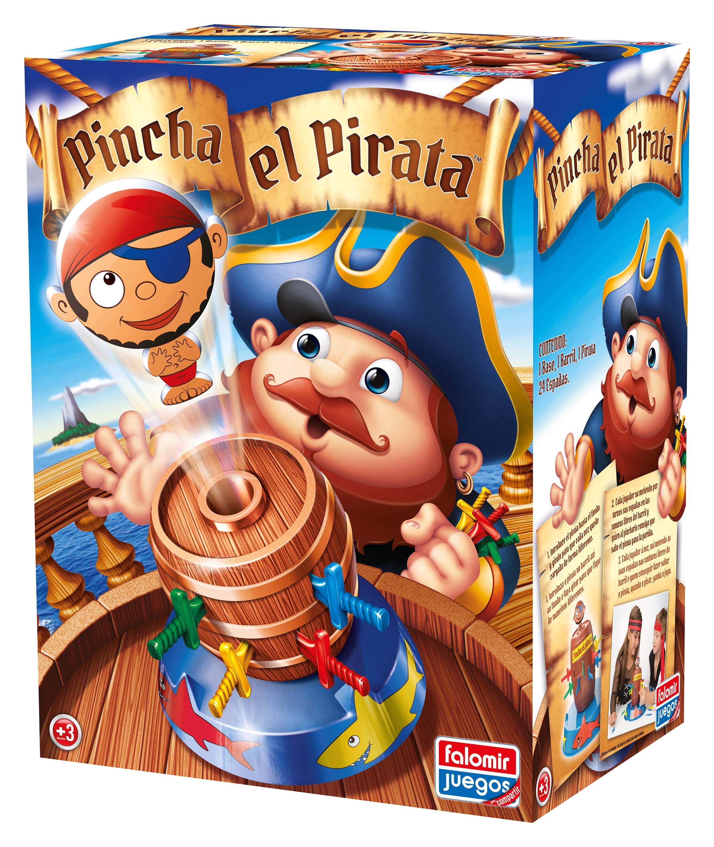 PINCHA EL PIRATA 3570 - V40019
