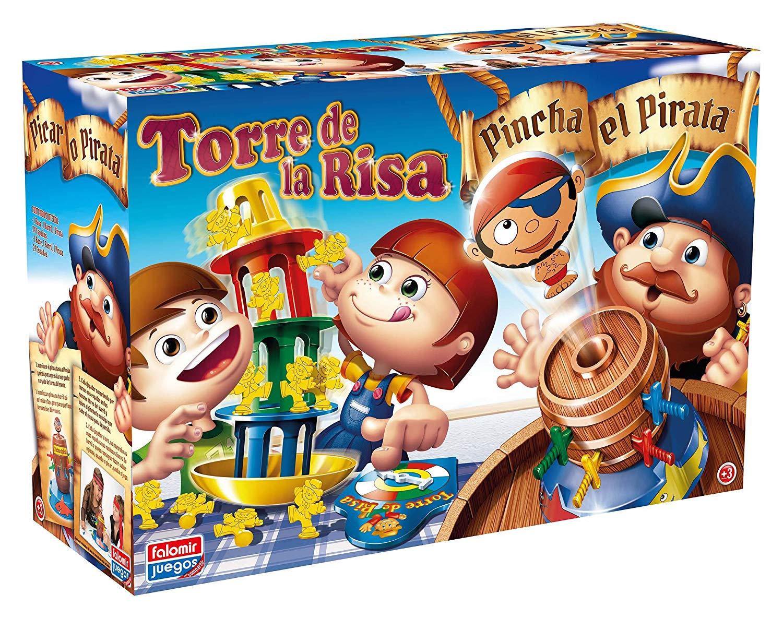 PINCHA PIRATA + TORRE DE LA RISA 7777 - N34220