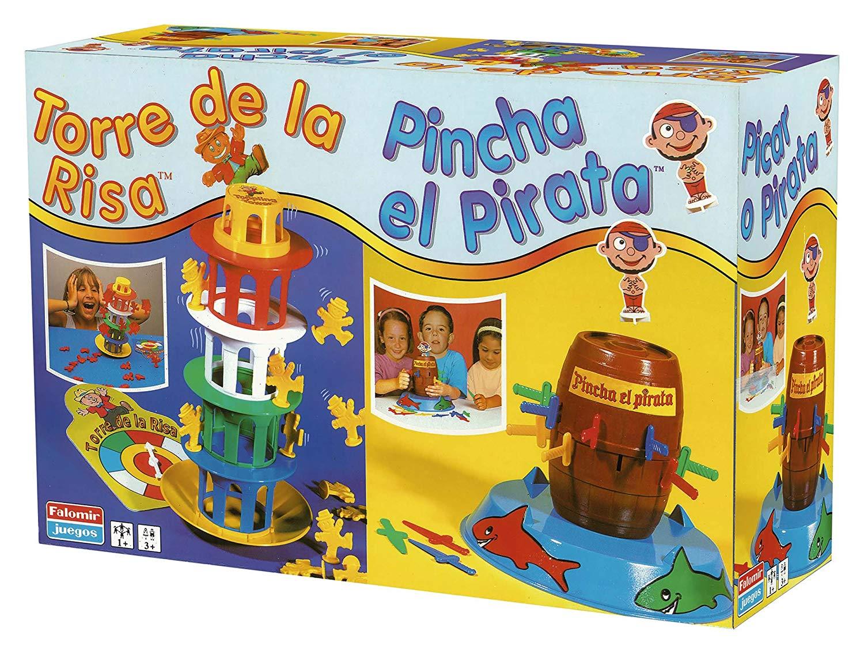 PINCHA PIRATA + TORRE DE LA RISA 7777 - N36219
