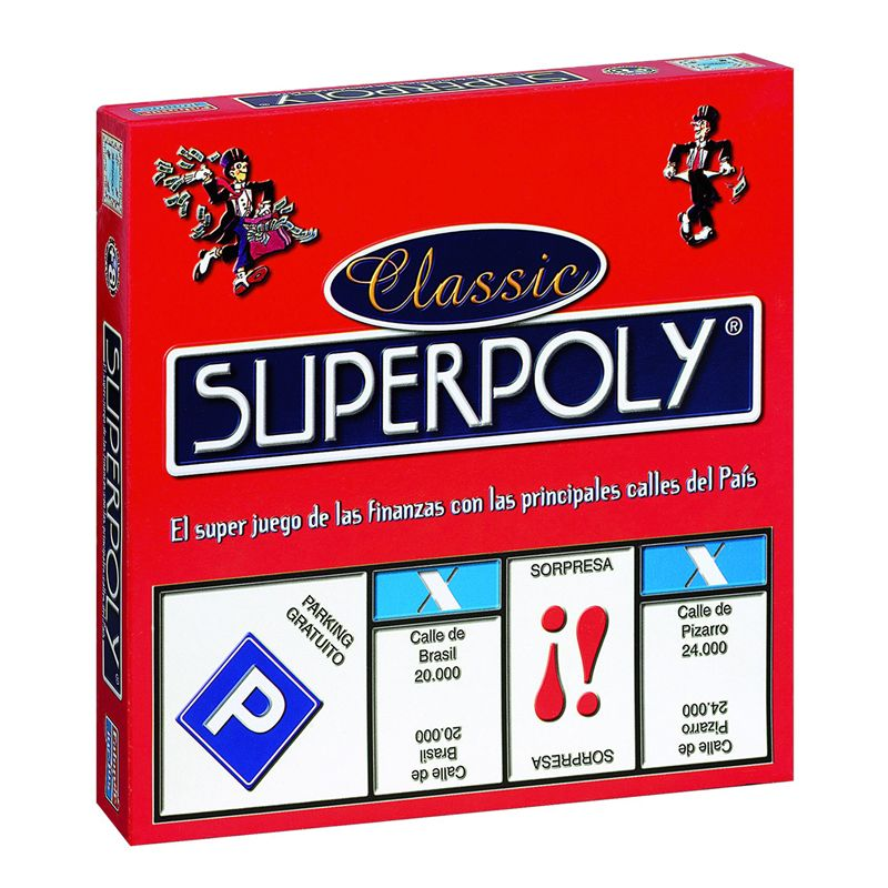 SUPERPOLY 1505