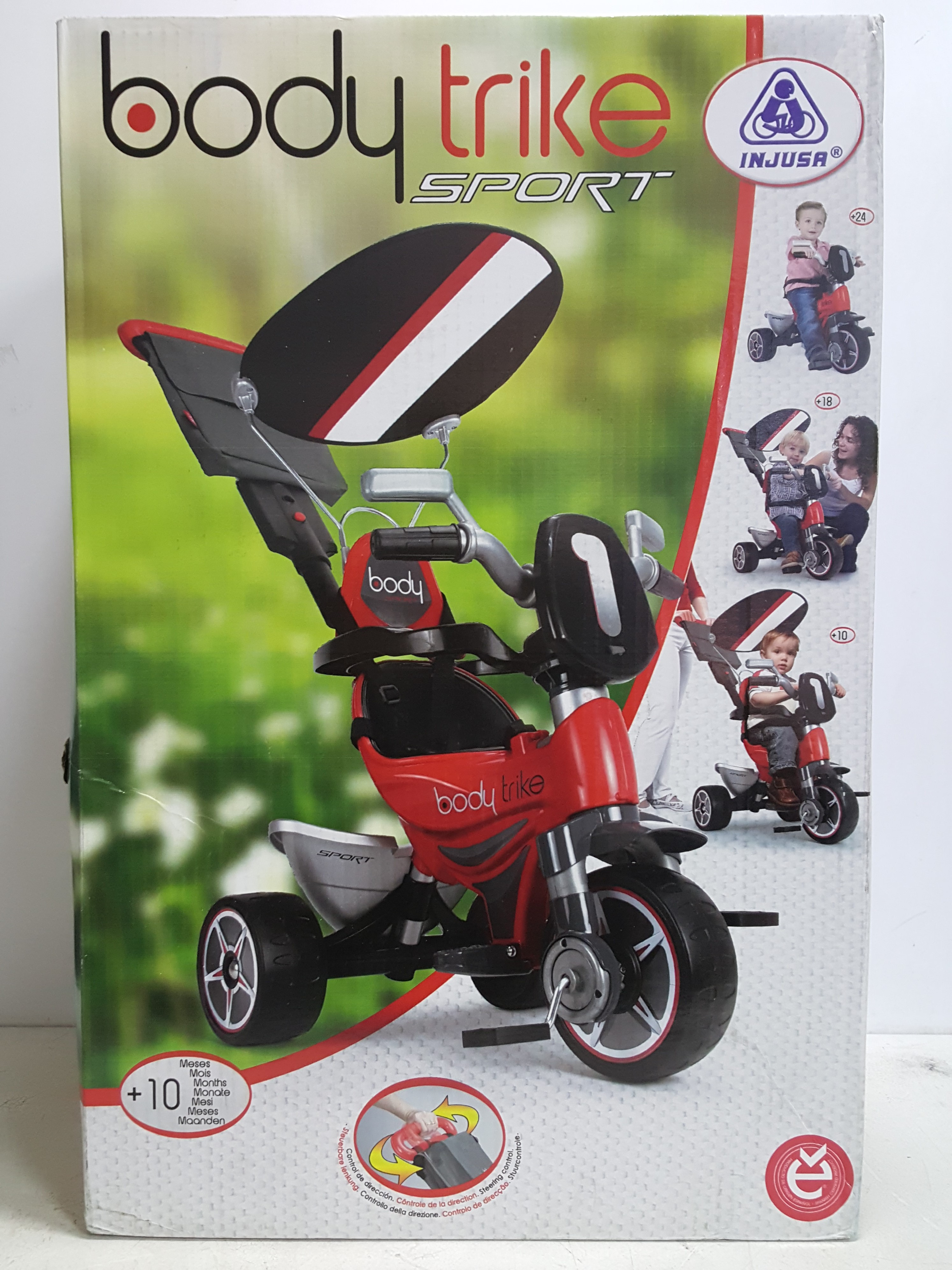 TRICICLO BODY COMPLETO 325 - N38219