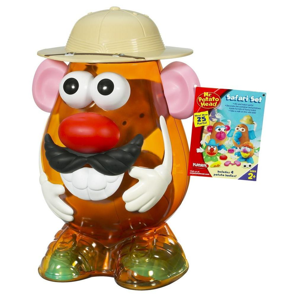 MR POTATO SAFARI 20335 - N77819