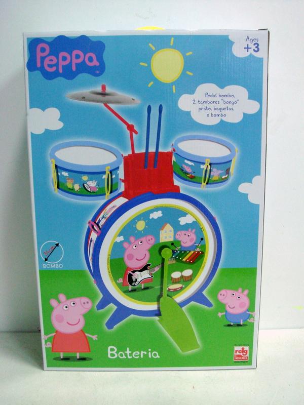 BATERIA PEPPA PIG 2323 - N77019
