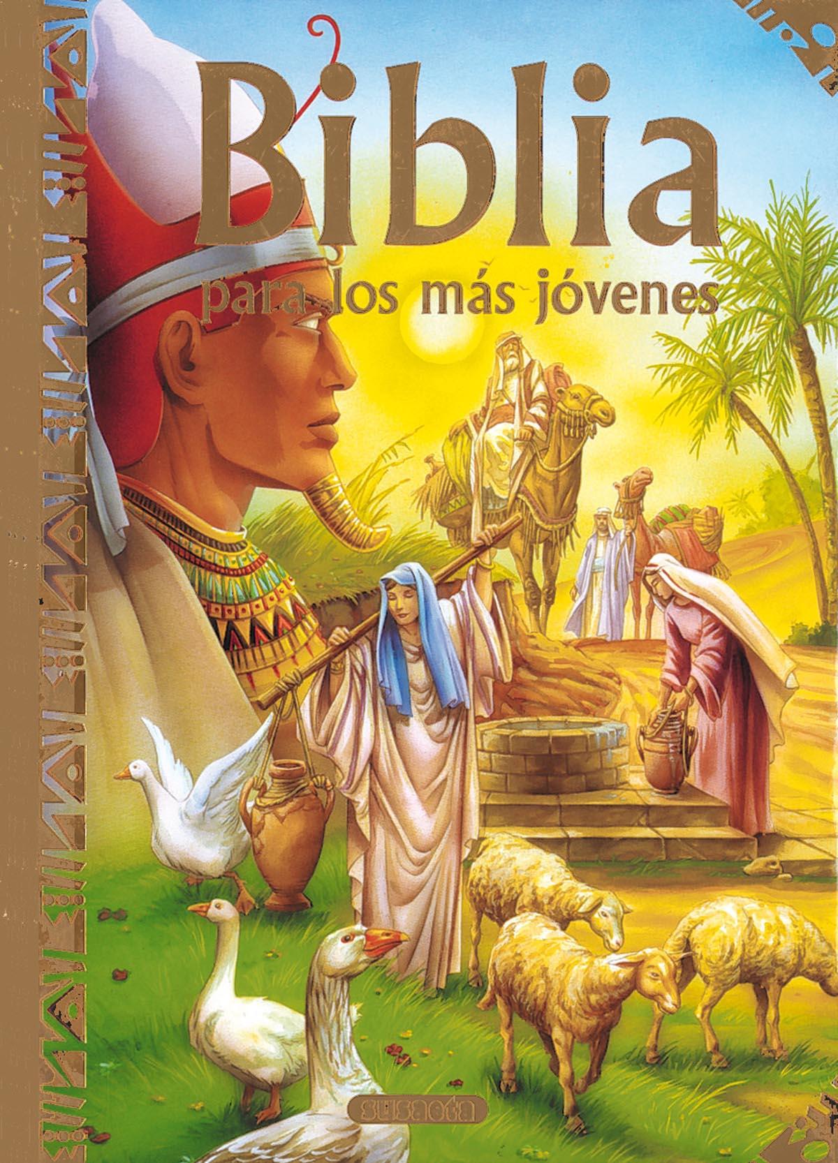 BIBLIA PARA JOVENES