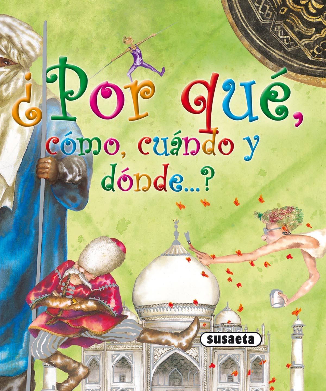POR QUE,COMO, CUANDO Y DONDE 31009