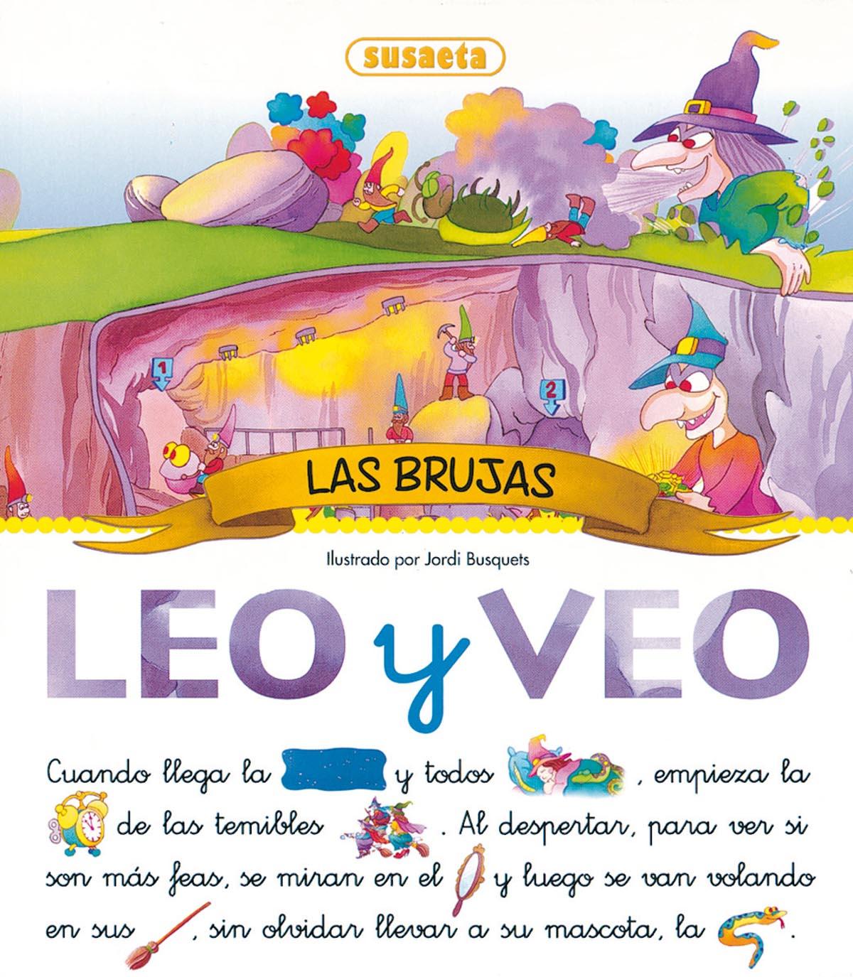 LEO Y VEO LAS BRUJAS 159001