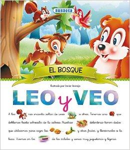 LEO Y VEO EL BOSQUE 159008