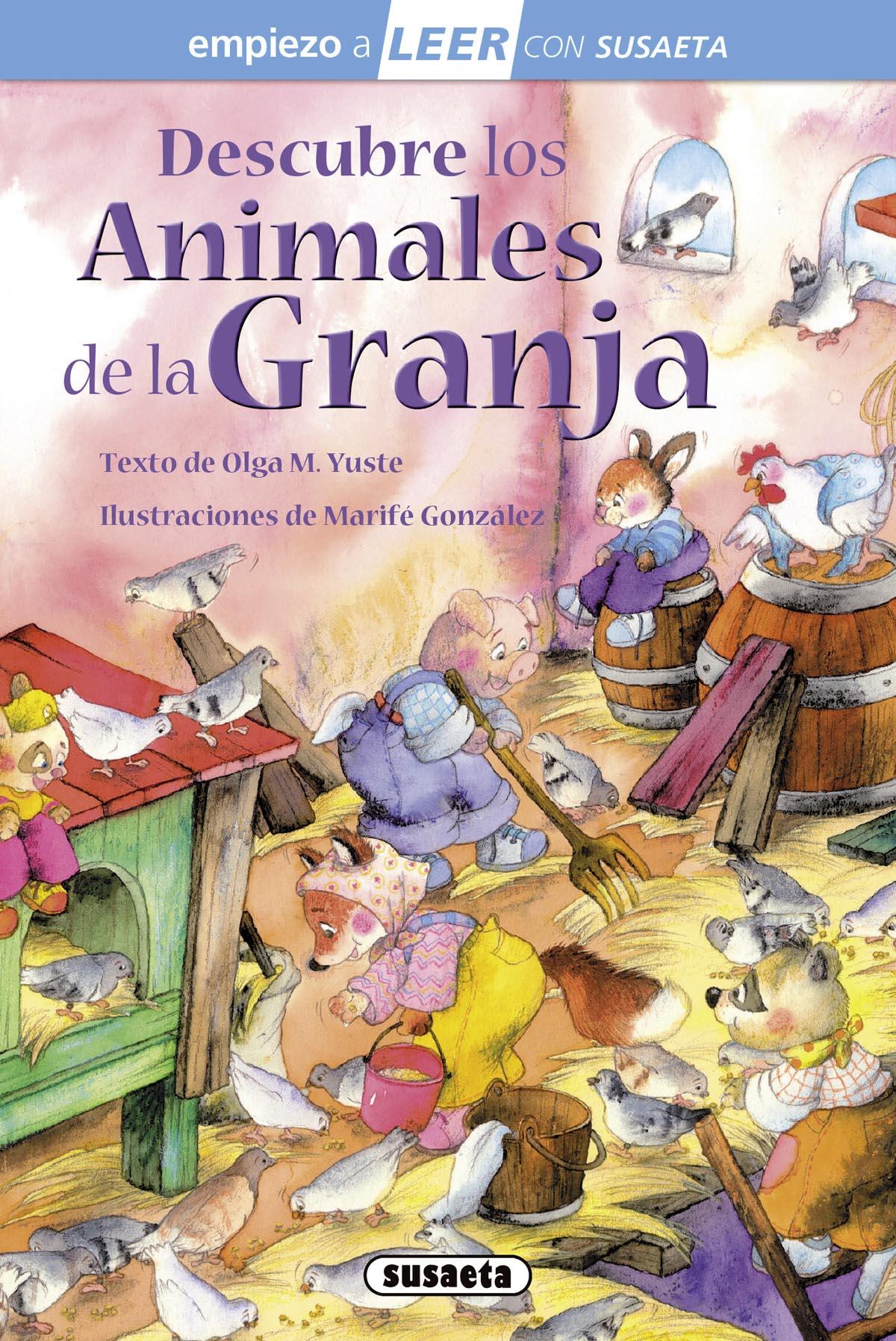 DESCUBRE ANIMALES DE LA GRANJA 5001