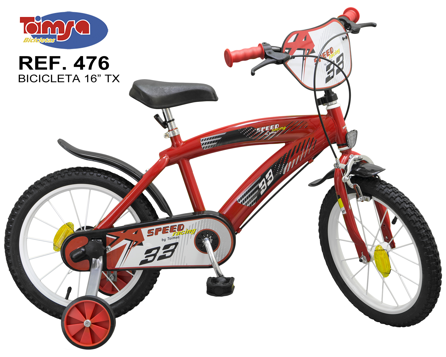 BICICLETA TX 16 476/OF - N54818