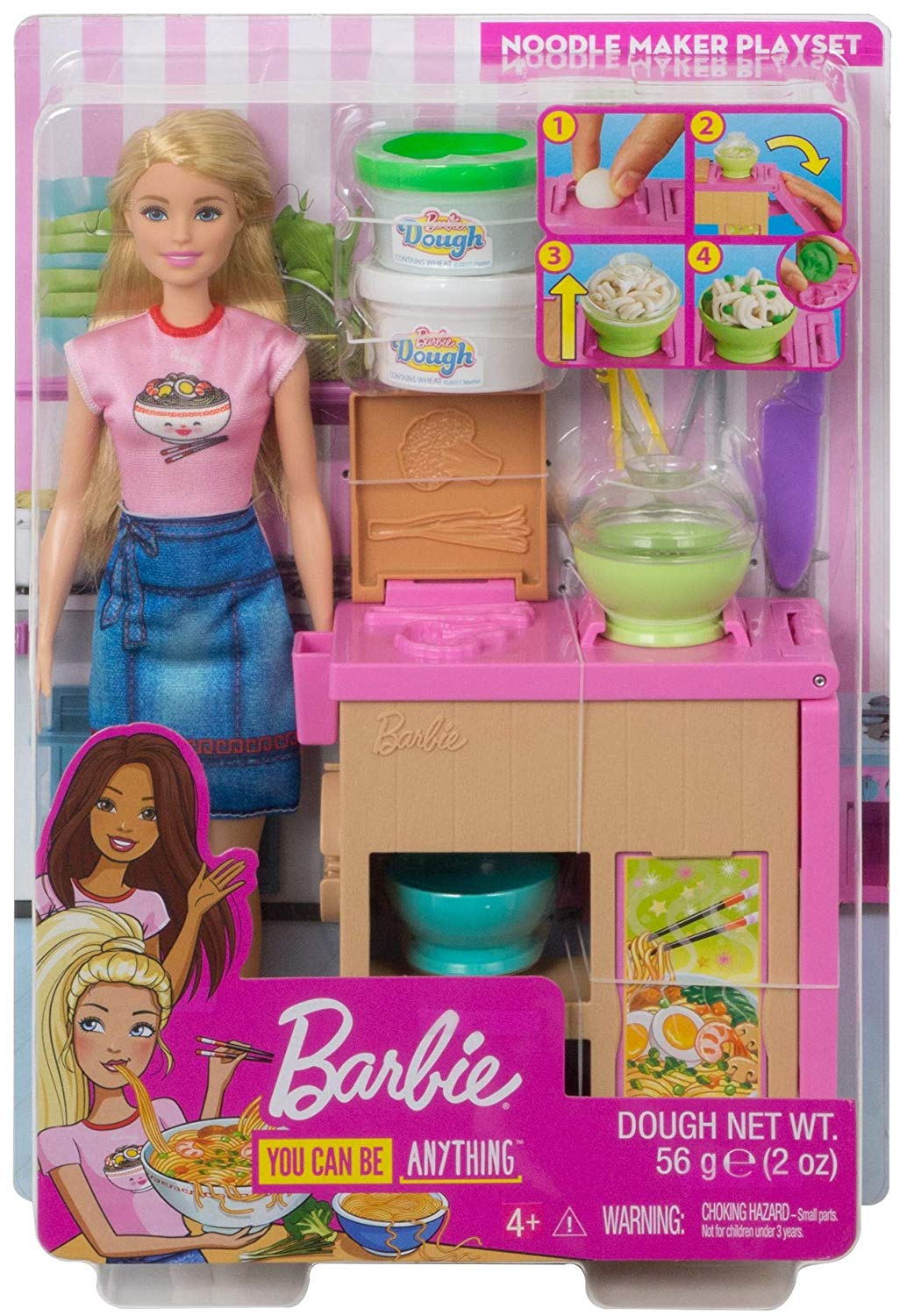 BARBIE NOODLE BAR GHK43  - N61120