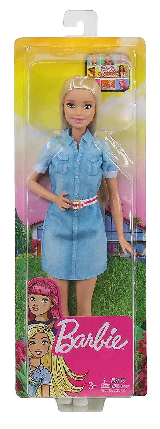 BARBIE DREAMHOUSE ADVENTURE GHR58