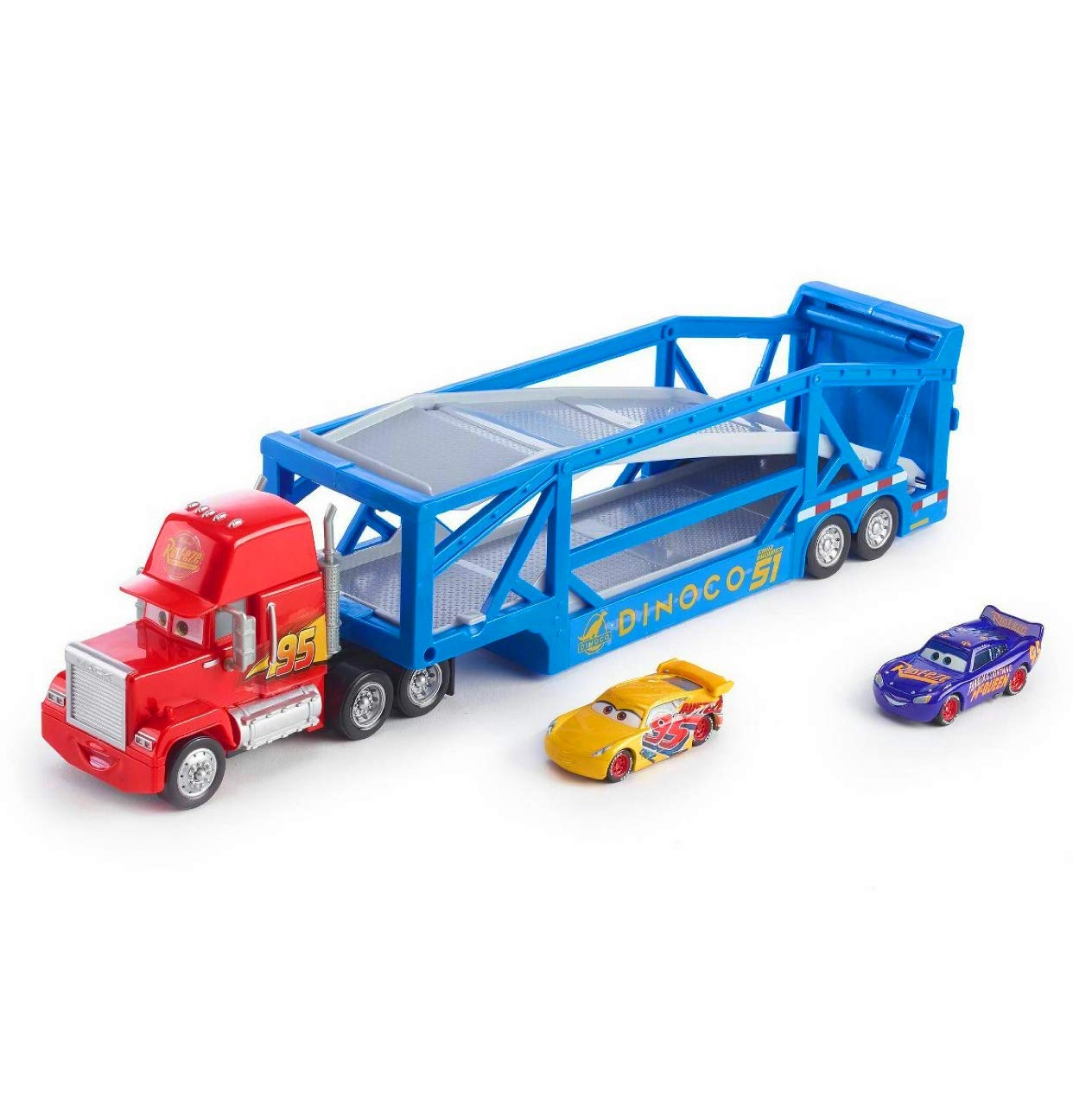 CARS MACK PORTA COCHES + 2 COCHES EXC TOYESP GKR37