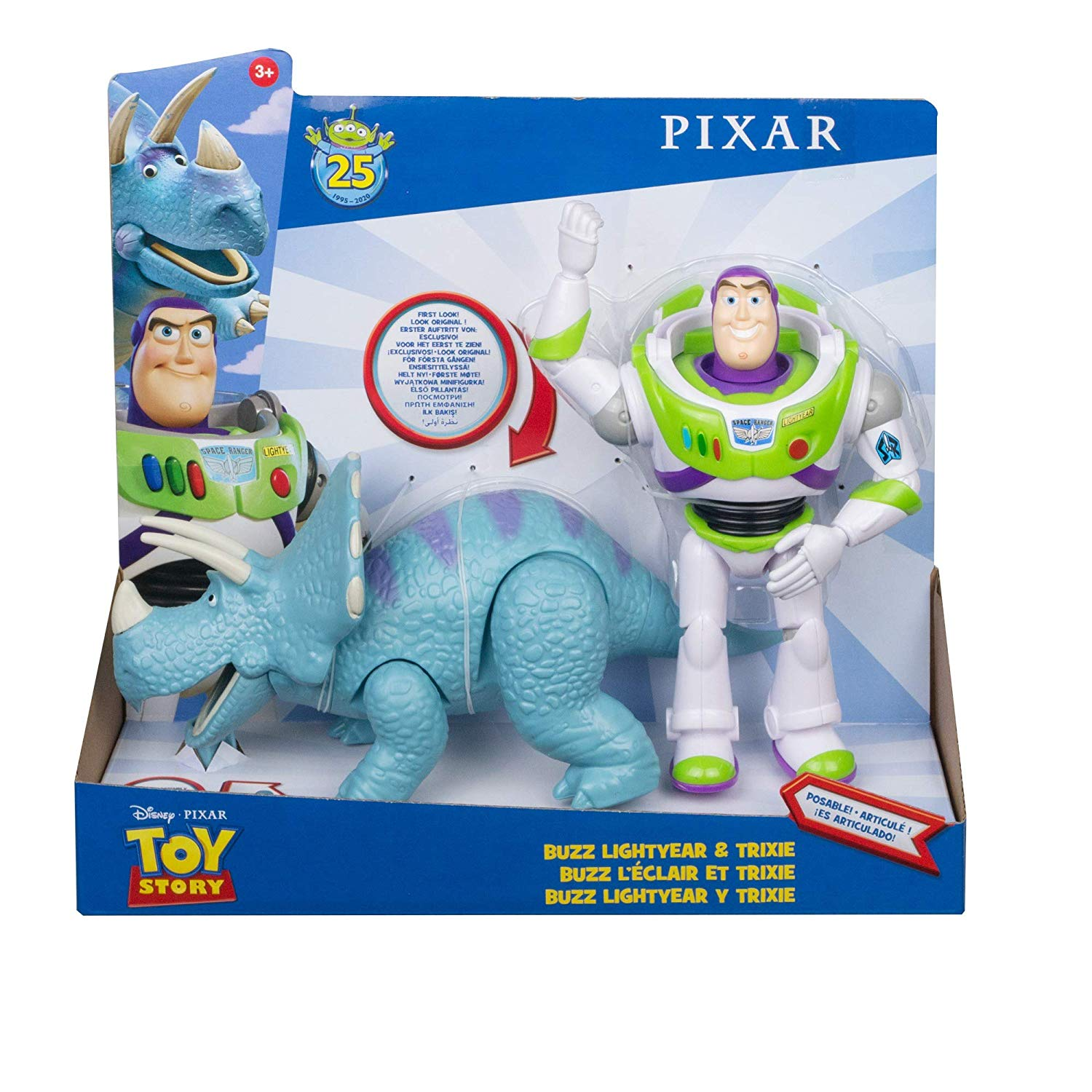 PACK AVENTURAS BUZZ/TRIXIE GJH80