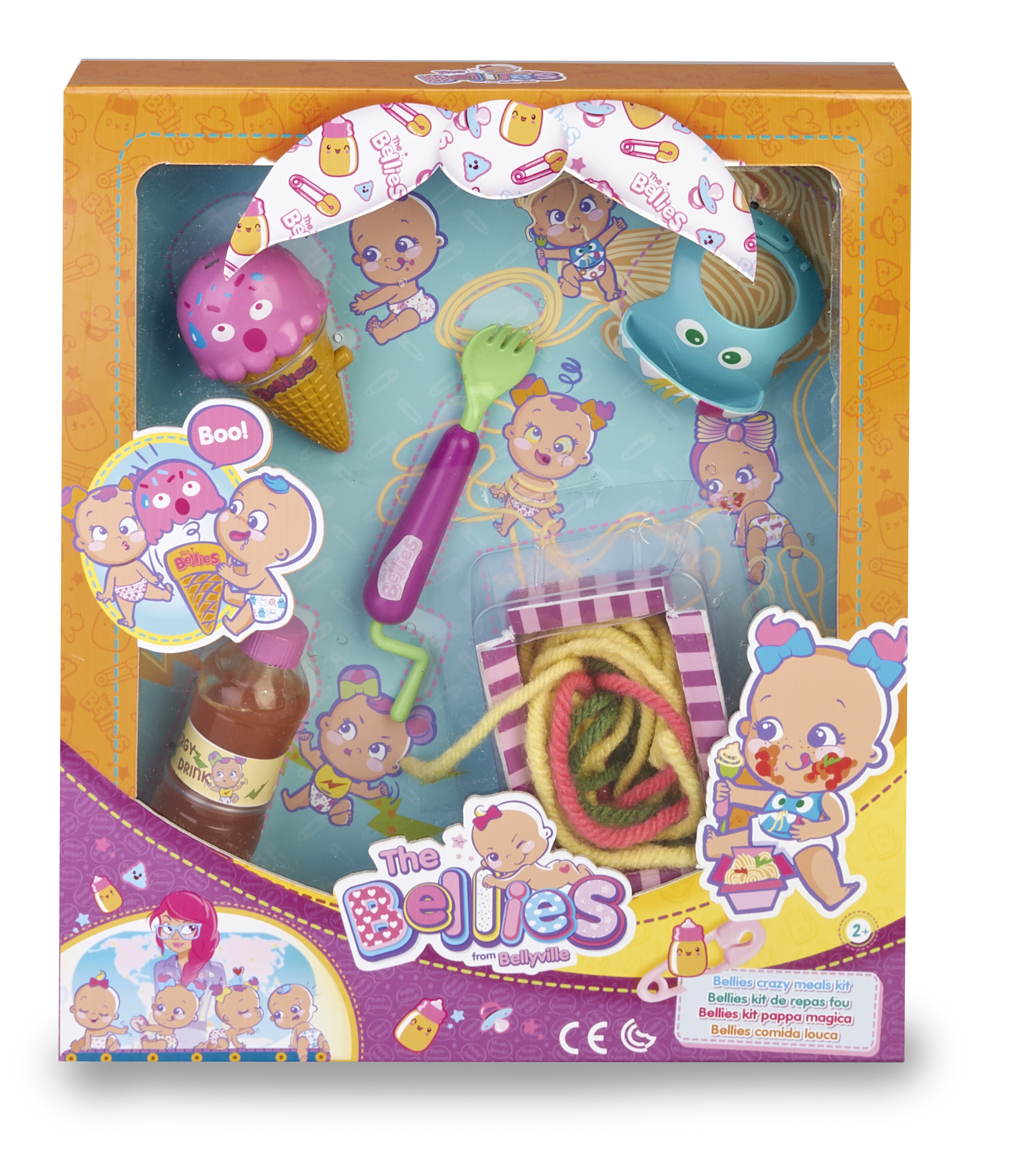 KIT COMIDITA BELLIES 15537