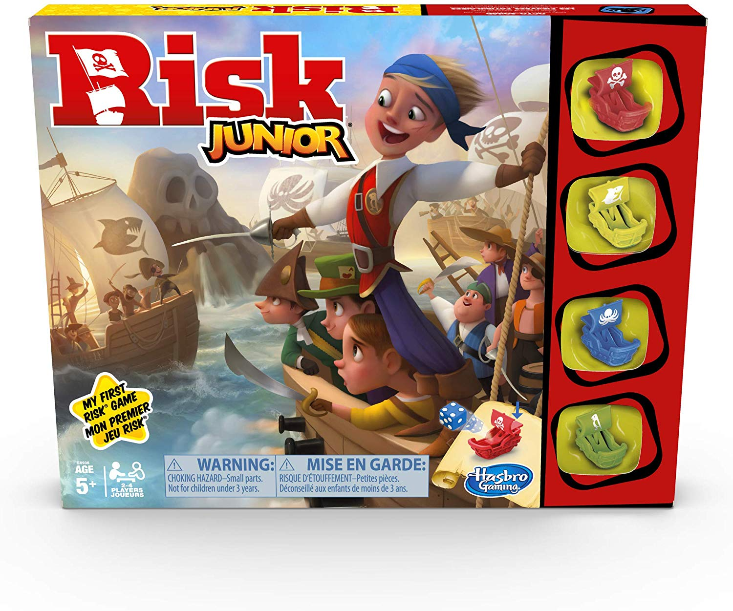 RISK JUNIOR E6936 - N54920