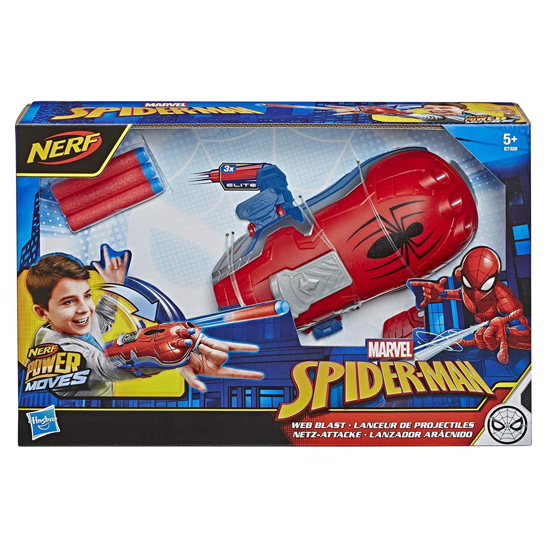 SPIDERMAN POWER MOVES E7328
