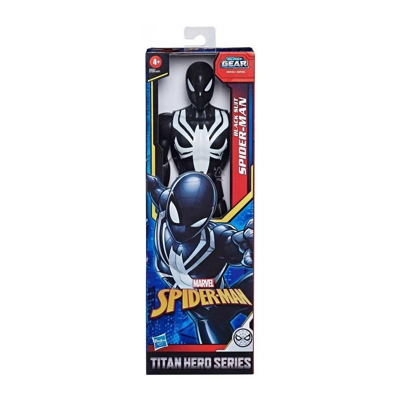 SPIDERMAN FIGURAS TITAN E7329 - N49220