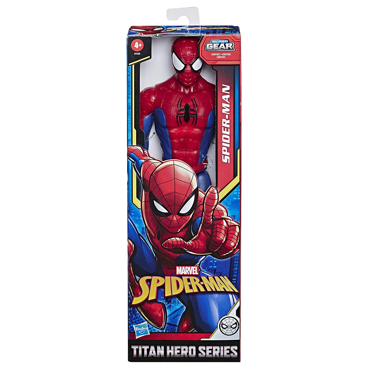 SPIDERMAN FIGURA TITAN E73335 - N49120