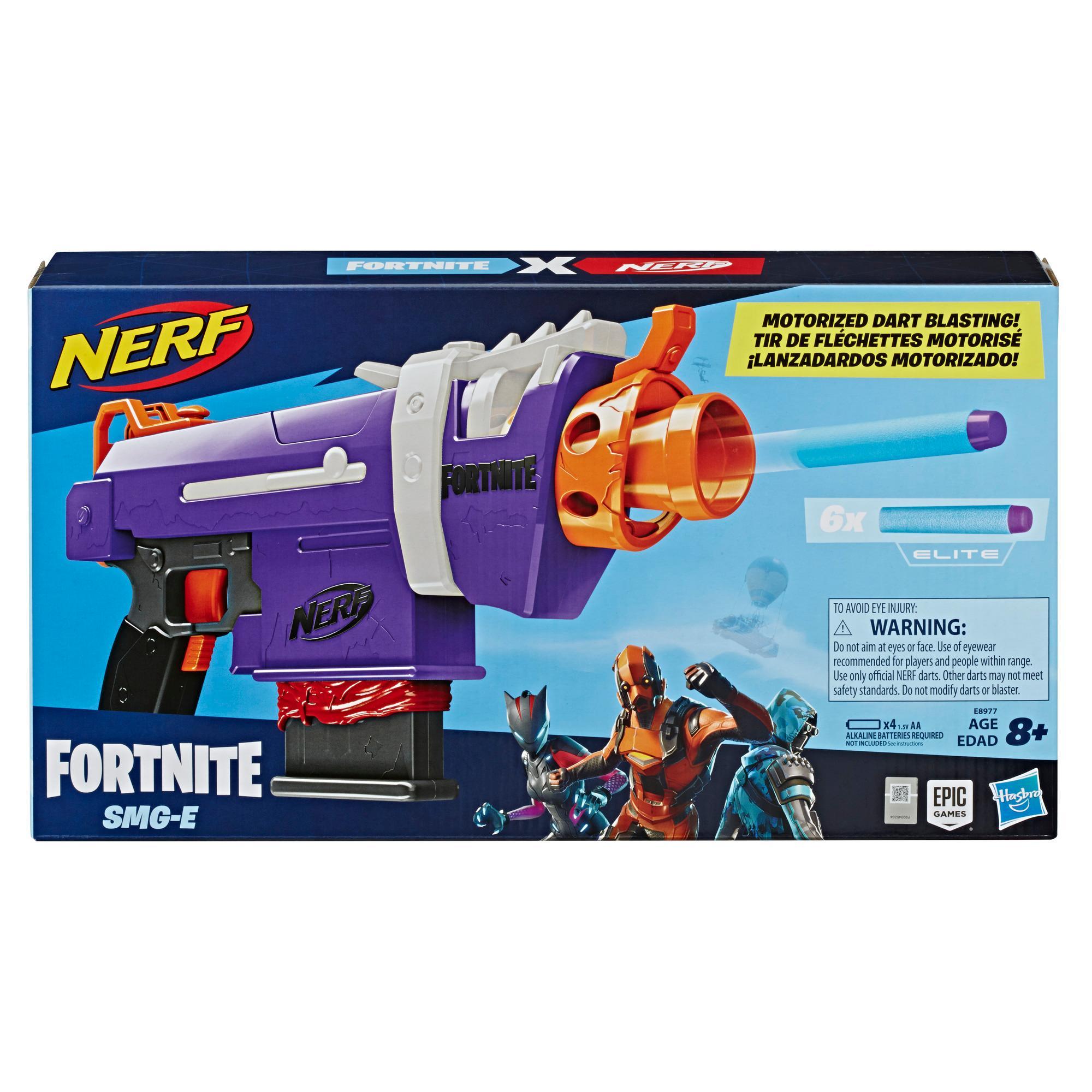 NERF FORTNITE SMG E8977 - N50220