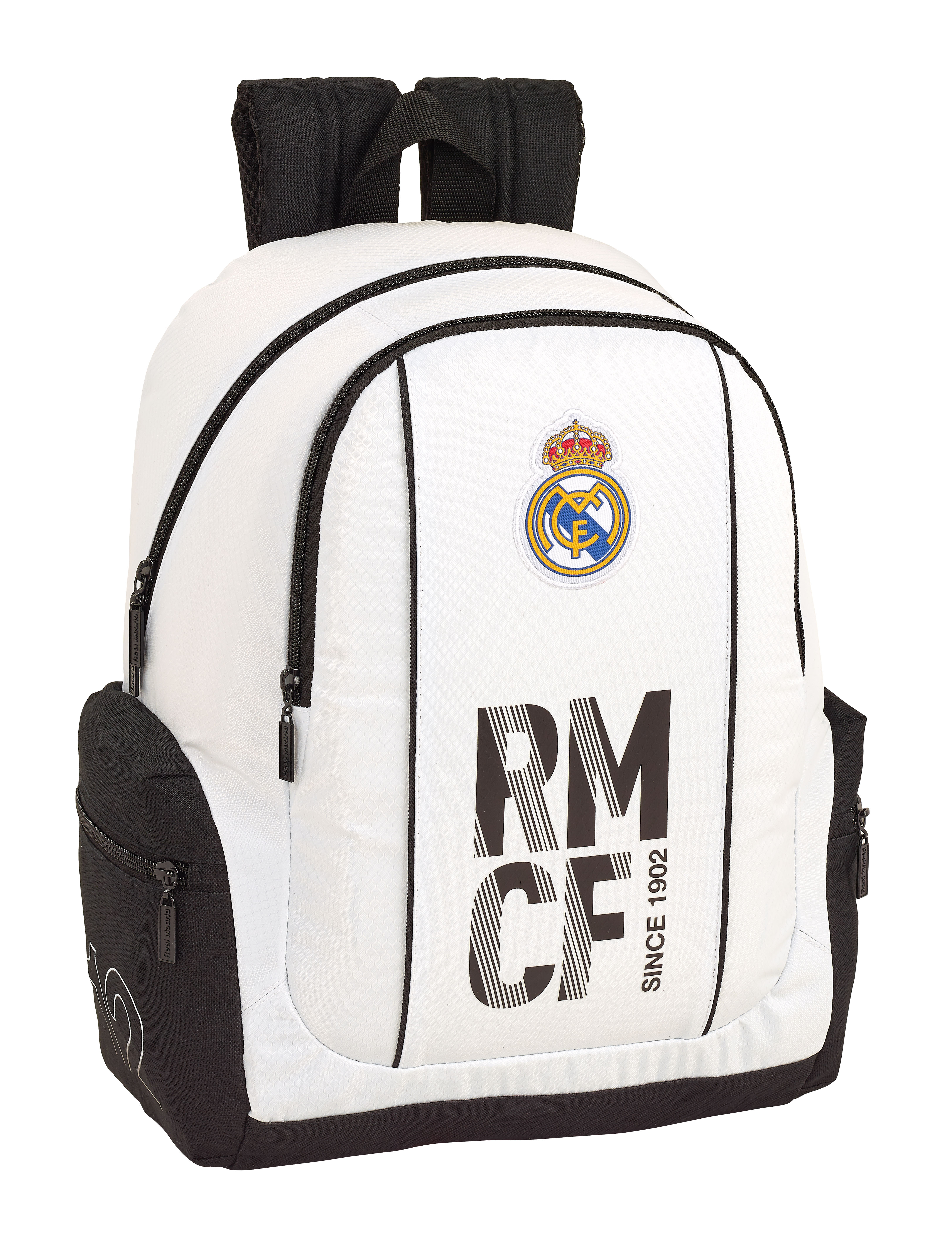 MOCHILA ADAPT.CARRO REAL MADRID 1º EQUIP.611854662