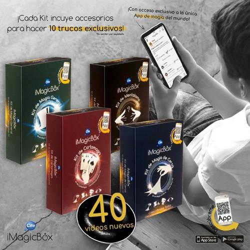 SURTIDO IMAGIC BOX MINI EDITION 41431 - V42520