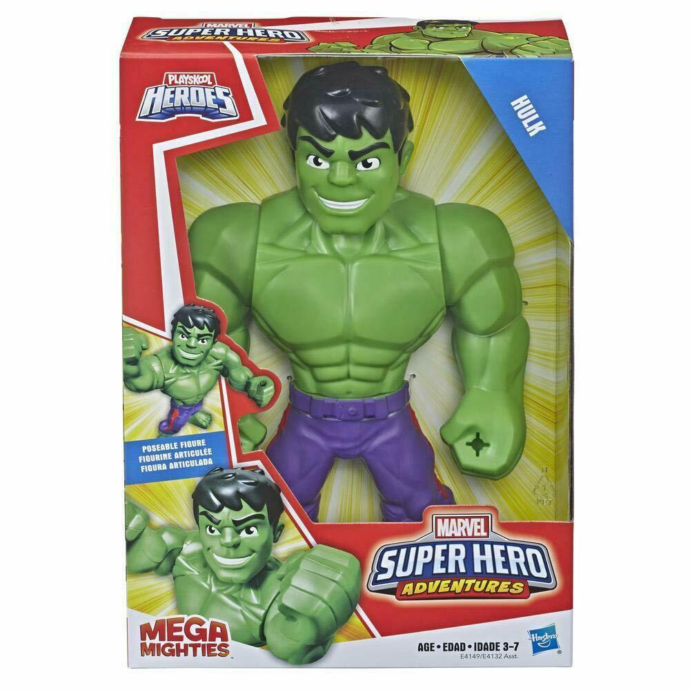 HULK MEGA MIGHTIES E4149