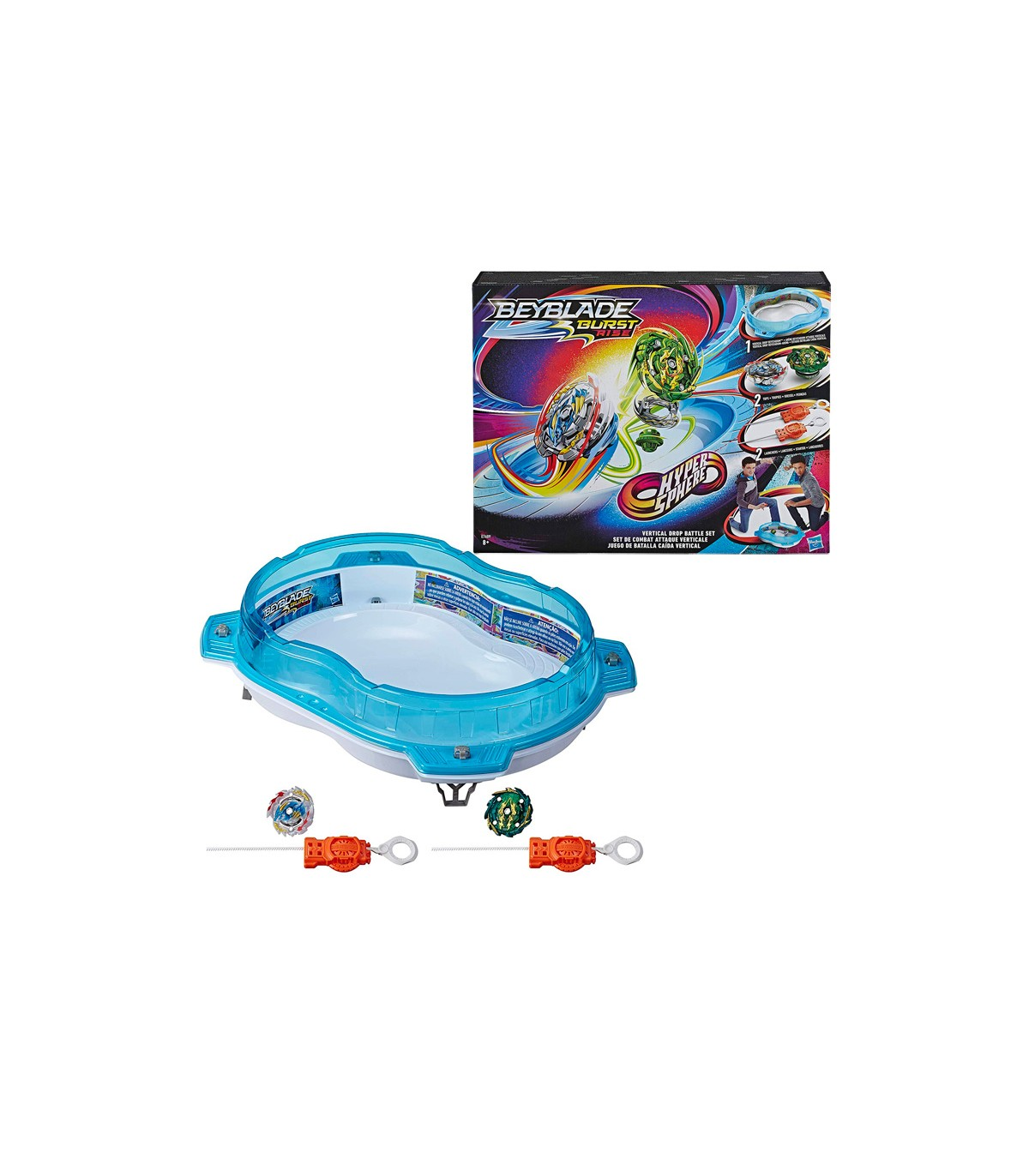 ESTADIO BEYBLADE E7609