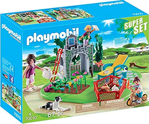 SUPERSET FAMILY GARDEN 70010