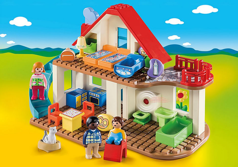 FAMILY HOME  1.2.3 70129 - N81920